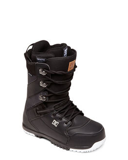 BLACK BOARDSPORTS SNOW DC SHOES BOOTS + FOOTWEAR - ADYO200040-BL0