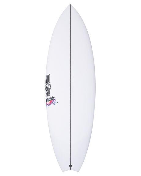 CLEAR BOARDSPORTS SURF JS INDUSTRIES SURFBOARDS - JPPNCLR