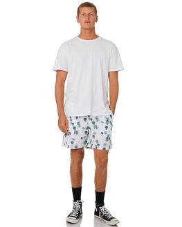 WHITE INDIGO MENS CLOTHING IMPERIAL MOTION BOARDSHORTS - 201901007026WHIND