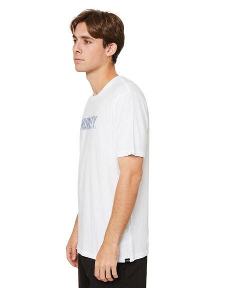 WHITE MENS CLOTHING HURLEY TEES - MTS0026300H100