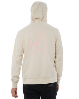 LIGHT CREME MENS CLOTHING HURLEY JUMPERS - AJ2215200
