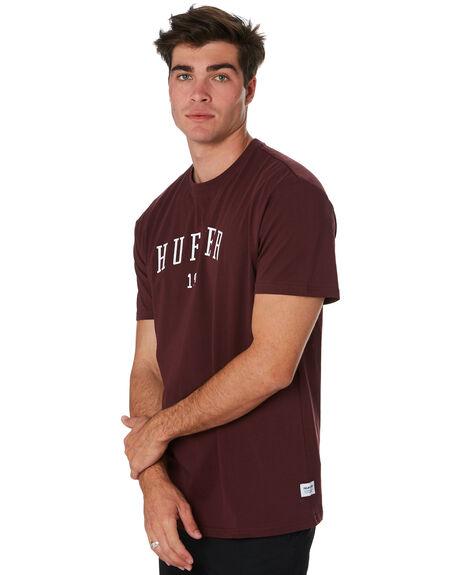RUM MENS CLOTHING HUFFER TEES - MTE92S26.342RUM
