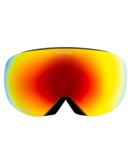 GRAPE LEAF TANENBAUM BOARDSPORTS SNOW QUIKSILVER GOGGLES - EQYTG03052CRE2