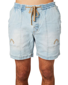 DENIM MENS CLOTHING THE CRITICAL SLIDE SOCIETY SHORTS - WT1803DNM