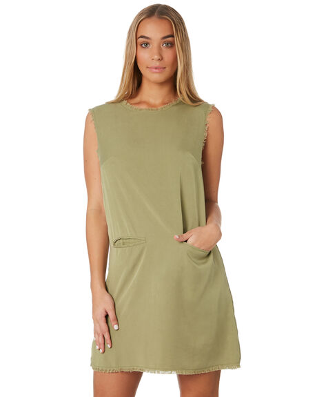FERN WOMENS CLOTHING SANCIA DRESSES - 803AFERN
