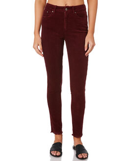 MAROON WOMENS CLOTHING RIP CURL PANTS - GPAEP14370