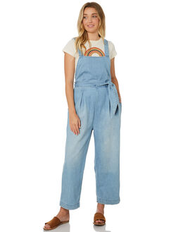 OCEAN WASH WOMENS CLOTHING BILLABONG PLAYSUITS + OVERALLS - 6595433OC2
