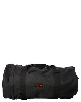 BLACK MENS ACCESSORIES GLOBE BAGS + BACKPACKS - GB71839020BLK