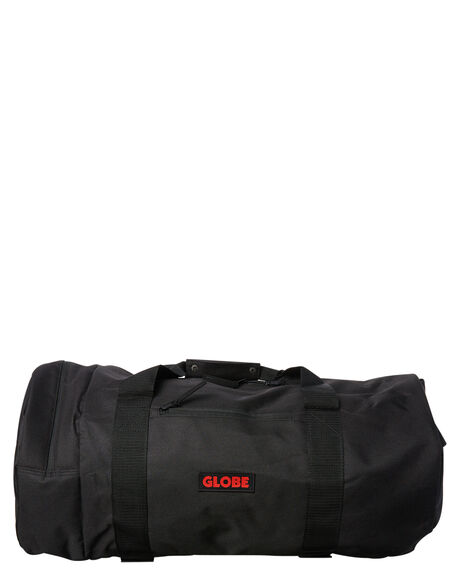 BLACK MENS ACCESSORIES GLOBE BAGS + BACKPACKS - GB71839020BLK