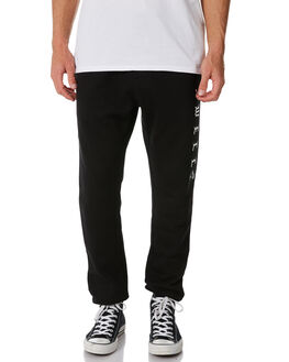 BLACK MENS CLOTHING SWELL PANTS - S5162448BLK