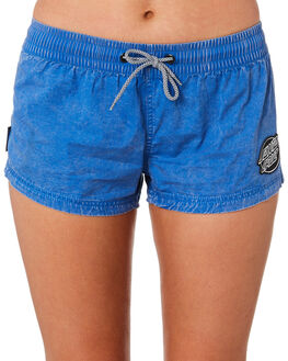 ACID COBALT WOMENS CLOTHING SANTA CRUZ SHORTS - SC-WBC8668ACOB