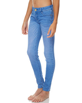 CALIFORNIA BLUE KIDS GIRLS RIDERS BY LEE JEANS - R-580001-BF7