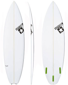 CLEAR BOARDSPORTS SURF PYZEL SURFBOARDS - PYTHESLABCLR