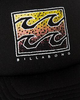 BLACK MULTI KIDS TODDLER BOYS BILLABONG HEADWEAR - 7695303ABLKM