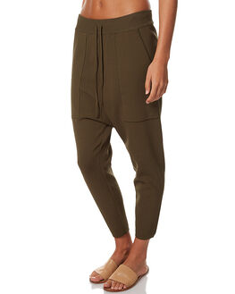 KHAKI WOMENS CLOTHING CAMILLA AND MARC PANTS - MCMK3158KHAK