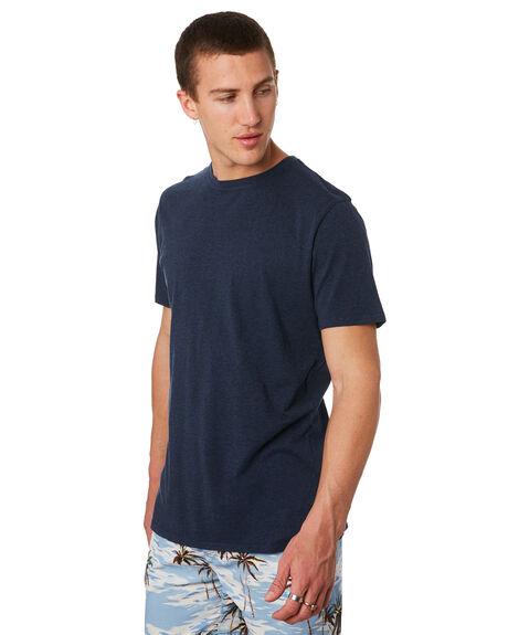 NAVY MARLE MENS CLOTHING SWELL TEES - S5164002NVYMA