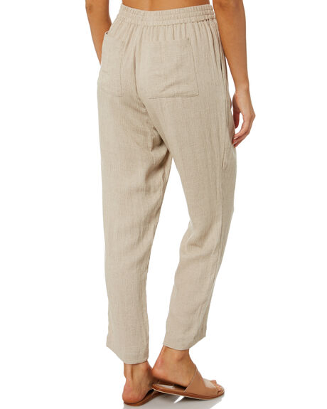 OAT WOMENS CLOTHING NUDE LUCY PANTS - NU23989OAT