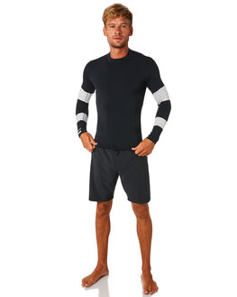 BLACK WHITE BOARDSPORTS SURF NCHE WETSUITS MENS - SU1819VESTO3BLKWH