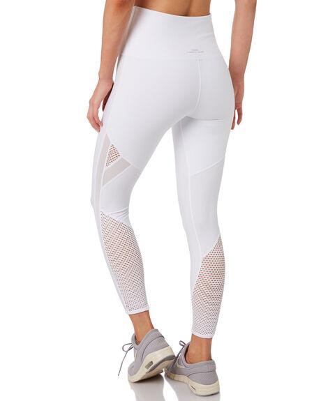 WHITE WOMENS CLOTHING LORNA JANE ACTIVEWEAR - 101982WHT