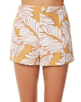 PRINT WOMENS CLOTHING ZULU AND ZEPHYR SHORTS - ZZ2107PRI