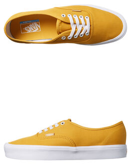 GOLDEN YELLOW WHITE MENS FOOTWEAR VANS SNEAKERS - VN-0Z5JN5NYEL