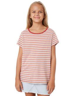 TAN KIDS GIRLS SWELL TOPS - PROMOS6188003TN