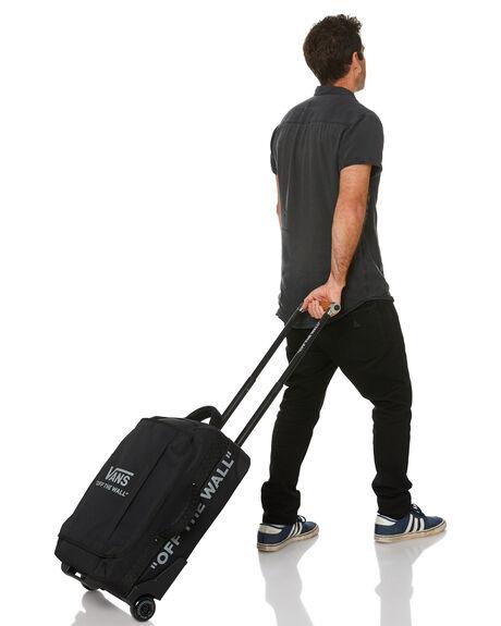 BLACK MENS ACCESSORIES VANS BAGS + BACKPACKS - VN0A3IHLBLKBLK