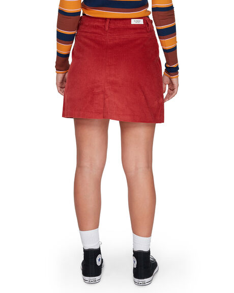 RED OCHRE WOMENS CLOTHING ELEMENT SKIRTS - EL-207852-ROO