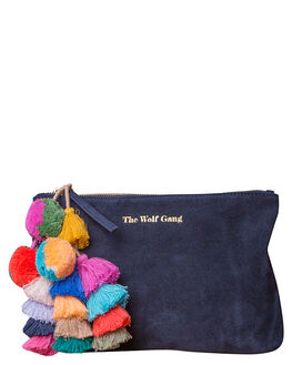 MIDNIGHT WOMENS ACCESSORIES THE WOLF GANG PURSES + WALLETS - TWGBC001MID