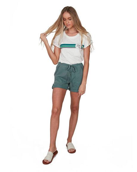 NORTH ATLANTIC WOMENS CLOTHING ROXY SHORTS - ERJNS03248-BMZ0
