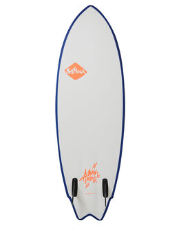 NEO RED WHITE BOARDSPORTS SURF SOFTECH SOFTBOARDS - MHTII-RWH-052NRW