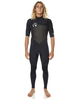 BLACK SURF WETSUITS QUIKSILVER STEAMERS - EQYW303004KVJ0