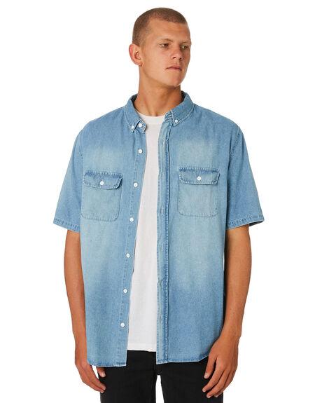 INDIGO MENS CLOTHING INSIGHT SHIRTS - 1000060534INDGO