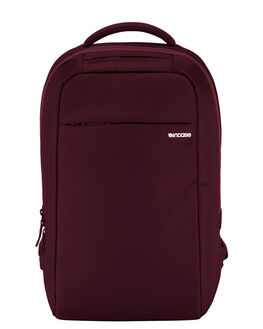 DEEP RED MENS ACCESSORIES INCASE BAGS - INCO100279DRD