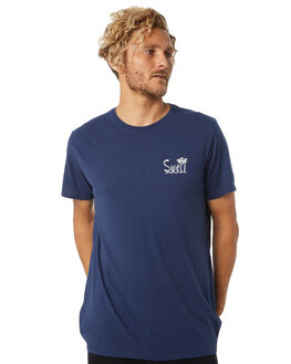 NAVY MENS CLOTHING SWELL TEES - S5171001NAVY