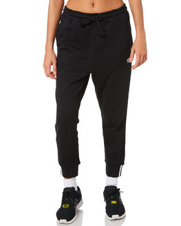 BLACK WOMENS CLOTHING ADIDAS PANTS - ED5851BLK
