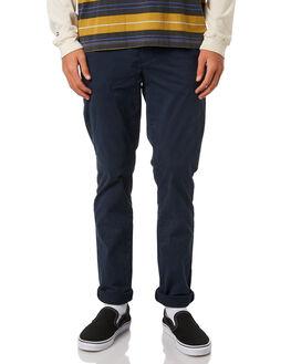 BLUE ENZYME MENS CLOTHING GLOBE PANTS - GB01216010BLUEN