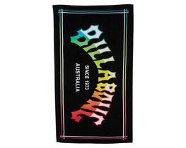 BLACK ACCESSORIES TOWELS BILLABONG  - 9672701BLK