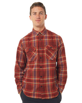 FIRED BRICK MENS CLOTHING BURTON SHIRTS - 140531600