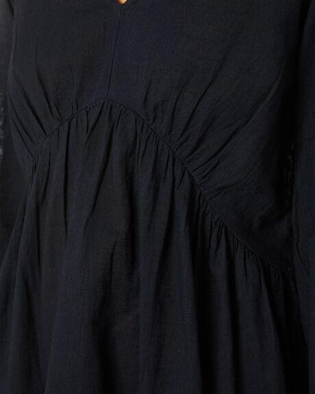 BLACK WOMENS CLOTHING SWELL DRESSES - S8211441BLACK