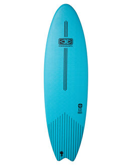 TURQUOISE BOARDSPORTS SURF OCEAN AND EARTH BEGINNER - SESO66TURQ