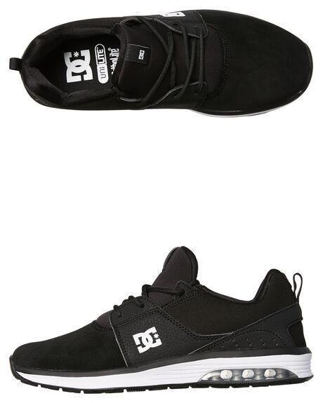 BLACK MENS FOOTWEAR DC SHOES SNEAKERS - ADYS200035001