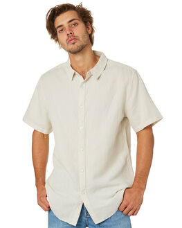 OATMEAL MENS CLOTHING SWELL SHIRTS - S5201171OATML
