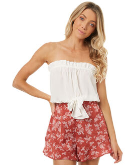 IVORY WOMENS CLOTHING THE FIFTH LABEL FASHION TOPS - 40171117IVRY
