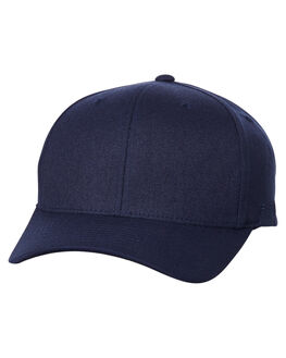 NAVY MENS ACCESSORIES FLEX FIT HEADWEAR - 172601NVY