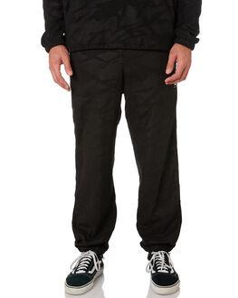 BLACK MENS CLOTHING VOLCOM PANTS - A1231950BLK