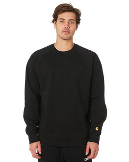BLACK GOLD MENS CLOTHING CARHARTT JUMPERS - I02638389