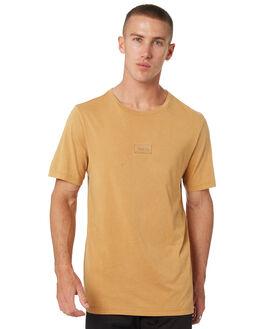 APPLE CINNAMON MENS CLOTHING RVCA TEES - R181061APPLE