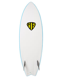 BLUE BOARDSPORTS SURF OCEAN AND EARTH SOFTBOARDS - SBEX60MRBLU