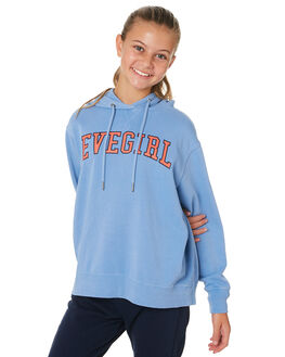 HYDRANGEA BLUE KIDS GIRLS EVES SISTER JUMPERS + JACKETS - 9530042BLU